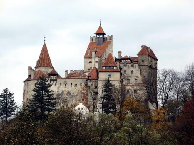 Замъка Бран